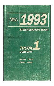 electric and cars manual 1993 ford aerostar parental controls 1993 ford aerostar electrical and vacuum troubleshooting manual