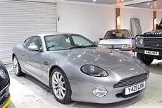 used silver aston martin db7 for sale worcestershire