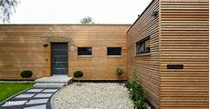 fertighaus holz bungalow modern bungalow the single storey home baufritz
