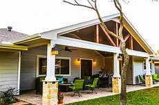 patio cover in braeswood place houston texas custom patios