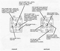 How To Repair A 65 67 Falcon Or Mustang Fuse Box