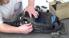 how do i change the cord retract on a miele s5211