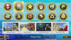 Mario Kart 8 Deluxe Switch Grand Prix All Cups 50cc