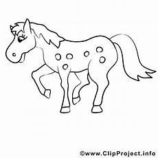 Pferde Malvorlagen Gratis Pferd Ausmalbild Gratis