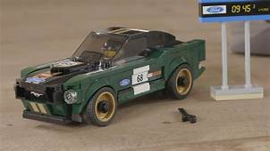 Lego Speed Champions Mustang Kit Proves Youre Never Too