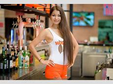 Hooters Girls ? Hooters Asia
