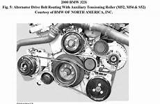 Bmw E46 Engine Drive Belt Diagram by Need A Drive Belt Diagram Water Collapsed And