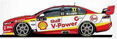 shell v power racing shell v power racing team ford fgx falcon 2018