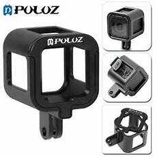 Puluz Pu338b Protective Frame Shell by Puluz Housing Shell Cnc Aluminum Alloy Protective Cage
