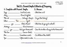 grammar worksheets adverbs of frequency 24690 free printable grammar worksheet c a adverbs of frequency u13