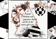 8x8 black white and gold christmas with verse kit 2 black white gold christmas gold