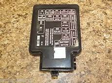 96 civic fuse box 96 00 usdm honda civic ek ek4 ek9 s01 engine bay fuse box lid cover black ebay