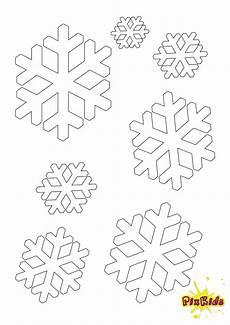 Schneeflocken Malvorlagen Zum Ausdrucken Ausmalbild Schneeflocke Kostenlose Malvorlage