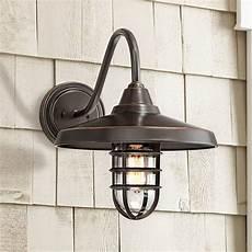 marlowe bronze 16 3 4 quot high nautical outdoor wall light