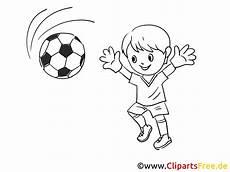 Malvorlagen Jungen Kostenlos Spielen Junge Spielt Fussball Malvorlage Gratis