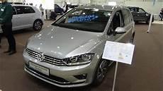 2018 Volkswagen Golf Sportsvan Sound 1 2 Tsi Exterior