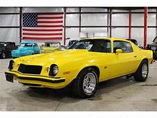 1974 Chevrolet Camaro For Sale On ClassicCarscom  8