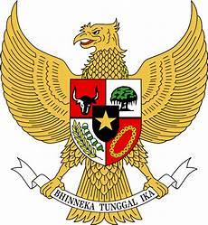 Arti Lambang Negara Indonesia Garuda Pancasila