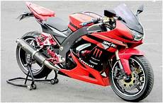 Modifikasi Motor 250 by Foto Modifikasi Motor 250 Merah Terbaru 2015