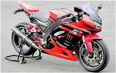 Modifikasi Motor 250 by Foto Modifikasi Motor 250 Merah Terbaru 2015
