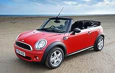 Car Reviews Mini Mini One Convertible The Aa