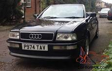 old car repair manuals 1997 audi cabriolet electronic throttle control audi 80 2 8 v6 cabriolet convertible manual metallic black 1997 rare car
