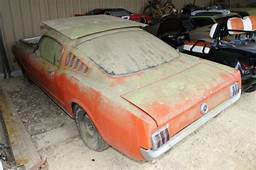Check Out 10 Of The Rarest Barn Find Mustangs All Time