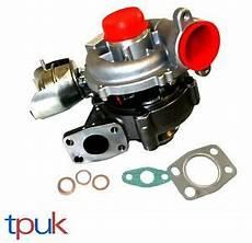peugeot 307 407 turbo turbocharger 1 6 hdi 110ps new ebay