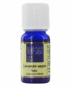 huile essentielle lavande aspic bio 10ml herbes