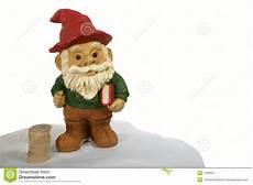 gnome lehrer der finanzierung stockbild bild