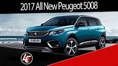 2017 All New Peugeot 5008 Suv Interior Exterior