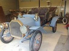 1908 Buick Model F Touring