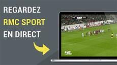 Comment Regarder Rmc Sport En Direct Sur