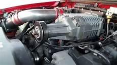 Ford Ranger Supercharger