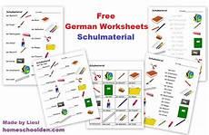 german worksheets house 19660 german for beginners weihnachtsw 246 rter words homeschool den