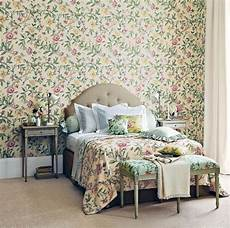 flower wallpaper bedroom floral small bedroom with wallpaper theme