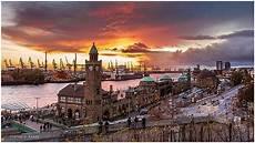 Hamburg Meine Stadt Bei Jedem Wetter Foto Bild