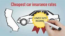 lowest car insurance for drivers driver profiles and other factors determine how cheap a