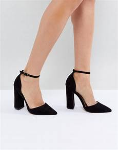 asos design pebble pointed high heels asos