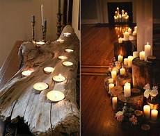 deko kerzen kerzen dekoideen fuer mehr romantik in den kalten