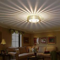 home led 3w hall light walkway porch decor l sun flower creative led ceiling lights in