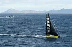 volvo race classement volvo race team brunel premier au cap horn point