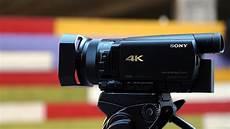 sony 4k handycam fdr ax100 a test by stamos sa