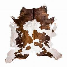 Kuhfell Teppich Ikea - brown and white cowhide rug by mahi leather