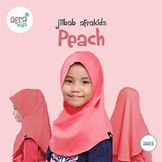 Afrakids Jilbab Anak jilbab anak afrakids afra ja015 jilbab afrakids