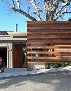 In The Works Wood Slat Privacy Screen Holtwood
