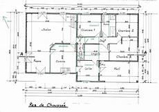 faire ses plans de maison pour permis de construire plan maison 8 metres de facade