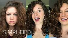 Easy Curly Method For Beginners