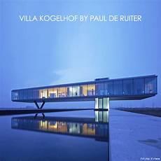villa v by paul de ruiter the self sufficient energy neutral villa kogelhof by paul