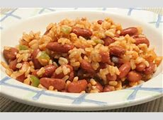 classic red beans and rice_image